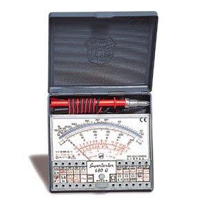 Multimetro analogico tascabile professionale ICE 680G