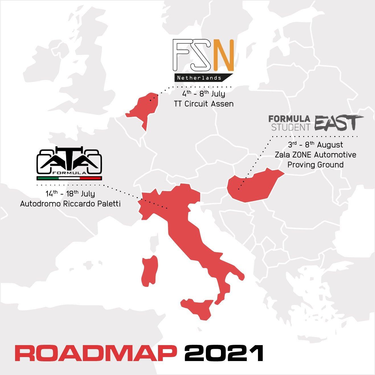 Dynamis PRC Roadmap 2021